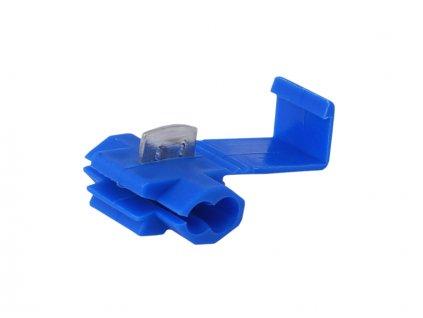 Elektrické rychlospojky modré 15A