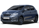 Plachty na auto Peugeot 108