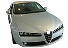 Vana do kufru Alfa Romeo 159
