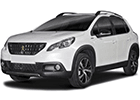 Plachty na auto Peugeot 2008
