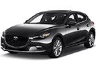 Boční lišty dveří Mazda 3