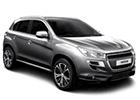 Plachty na auto Peugeot 4008