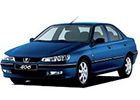 Vana do kufru Peugeot 406