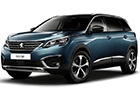 Plachty na auto Peugeot 5008