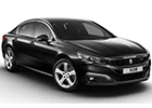 Vana do kufru Peugeot 508