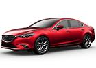 Prahové lišty Mazda 6