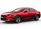Gumové koberce Mazda 6