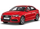 Gumové koberce Audi A3
