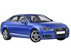 Textilní autokoberce Audi A4