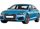 Gumové koberce Audi A5