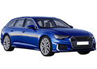 Prahové lišty Audi A6