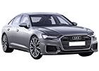 Kryt prahu pátých dveří Audi A6