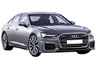 Textilní autokoberce Audi A6