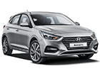 Vana do kufru Hyundai Accent