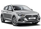 Střešní nosič Hyundai Accent