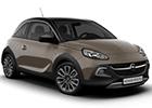 Boční lišty dveří Opel Adam