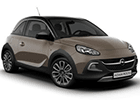 Stěrače Opel Adam