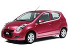 Boční lišty dveří Suzuki Alto