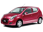 Plachty na auto Suzuki Alto