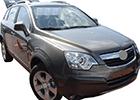 Textilní autokoberce Opel Antara
