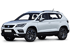 Vana do kufru Seat Ateca