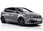 Prahové lišty Toyota Auris