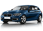 Ofuky oken BMW 1