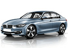 Střešní nosič BMW 3