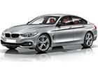 Vana do kufru BMW 4