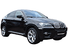 Prahové lišty BMW X6
