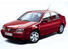 Kryt prahu pátých dveří VW Bora