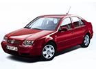 Střešní nosič VW Bora