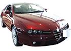 Prahové lišty Alfa Romeo Brera