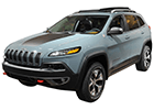 Vana do kufru Jeep Cherokee