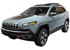 Textilní autokoberce Jeep Cherokee