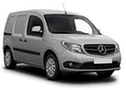 Vana do kufru Mercedes Citan