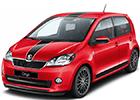 Boční lišty dveří Škoda Citigo