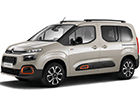 Vana do kufru Citroen Berlingo