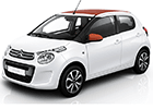 Vana do kufru Citroen C1