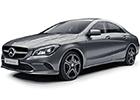 Gumové koberce Mercedes CLA