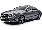 Textilní autokoberce Mercedes CLA