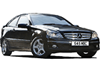 Vana do kufru Mercedes CLC