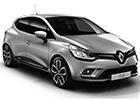 Ofuky oken Renault Clio