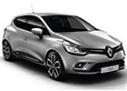 Prahové lišty Renault Clio
