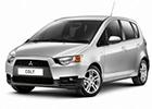 Boční lišty dveří Mitsubishi Colt