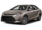 Prahové lišty Toyota Corolla