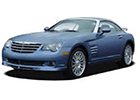 Vana do kufru Chrysler Crossfire