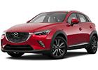Prahové lišty Mazda CX-3
