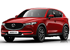 Boční lišty dveří Mazda CX-5