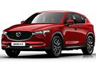 Prahové lišty Mazda CX-5